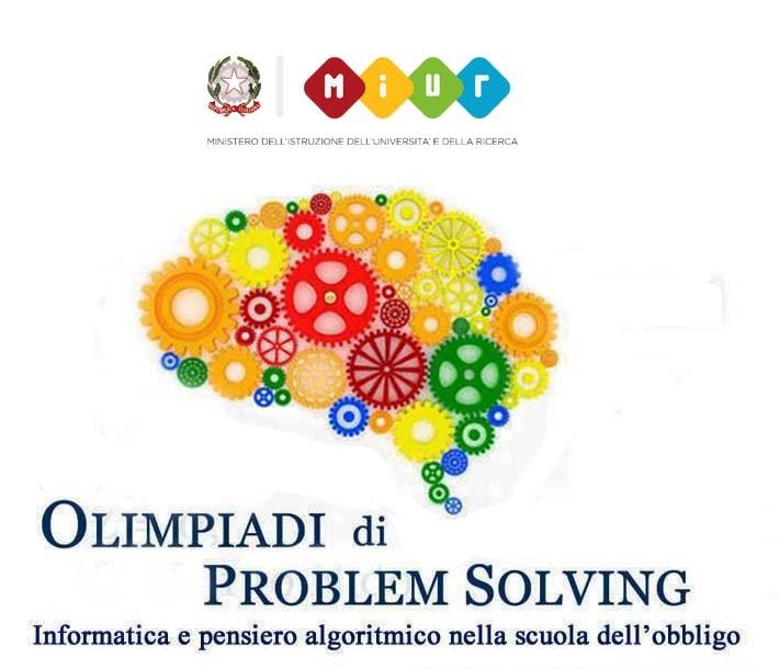 olimpiadi problem solving esercizi scuola primaria